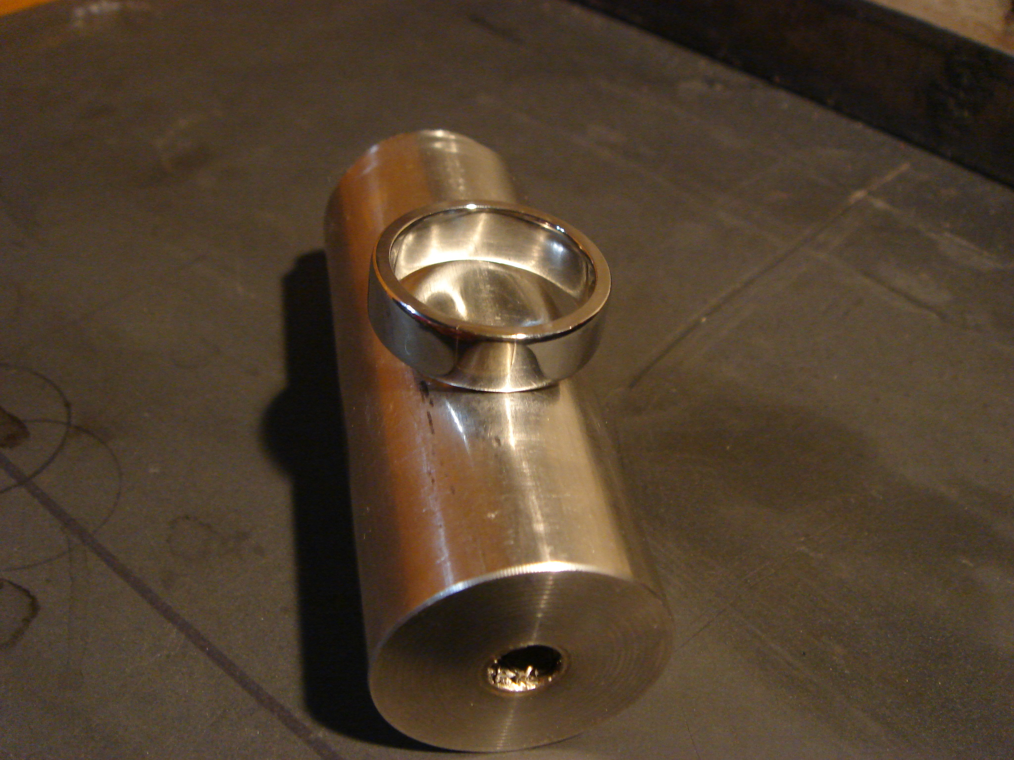 youtube rings lathe ti watch cnc